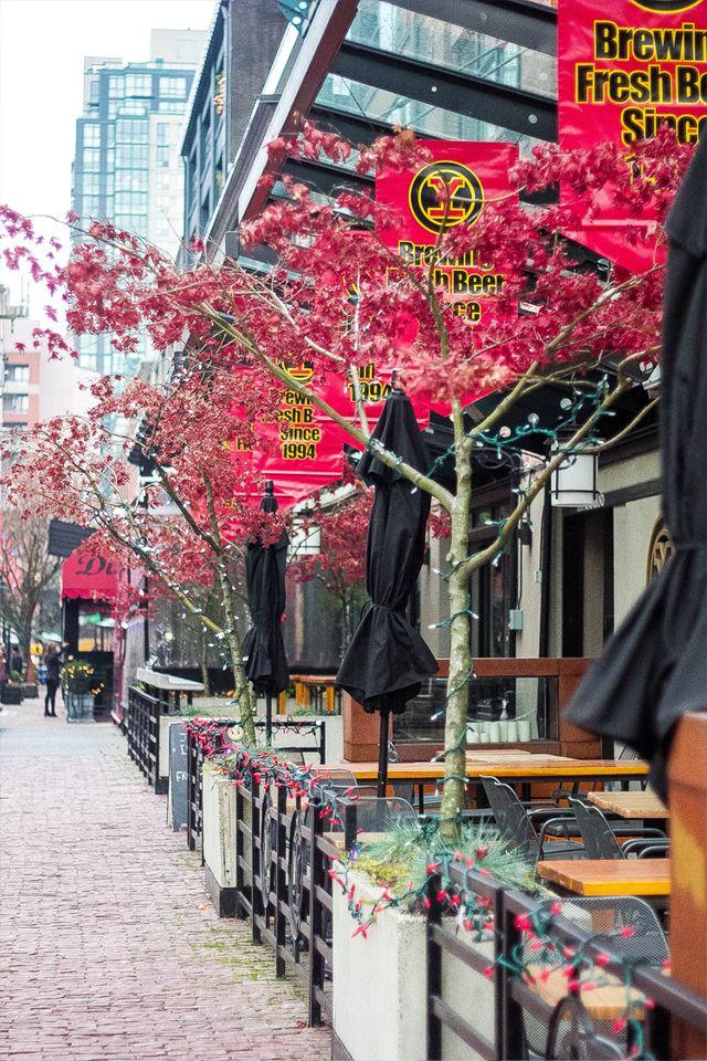 Yaletown, Vancouver B.C.