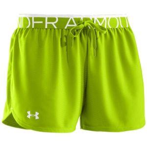 under armour women's shorts green | Under Armour Heatgear Play Up Short - Women's - Training - Clothing ...