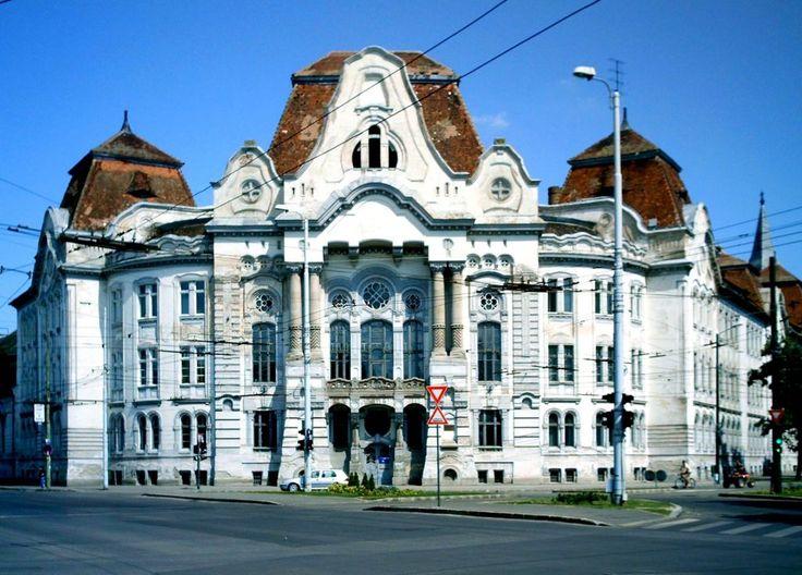 Self-guided Walking Tours in Timisoara, Romania