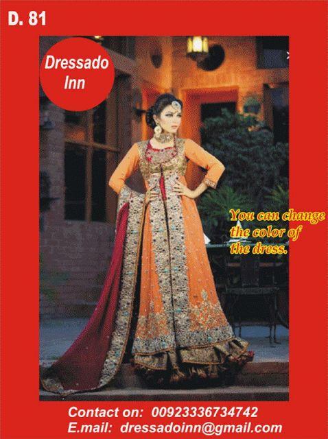 Dressado Inn: Dresses D. 81 to 84