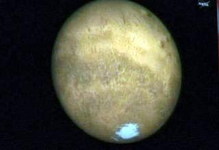 मंगल ग्रह पर मिले जीवन के ठोस सुराग