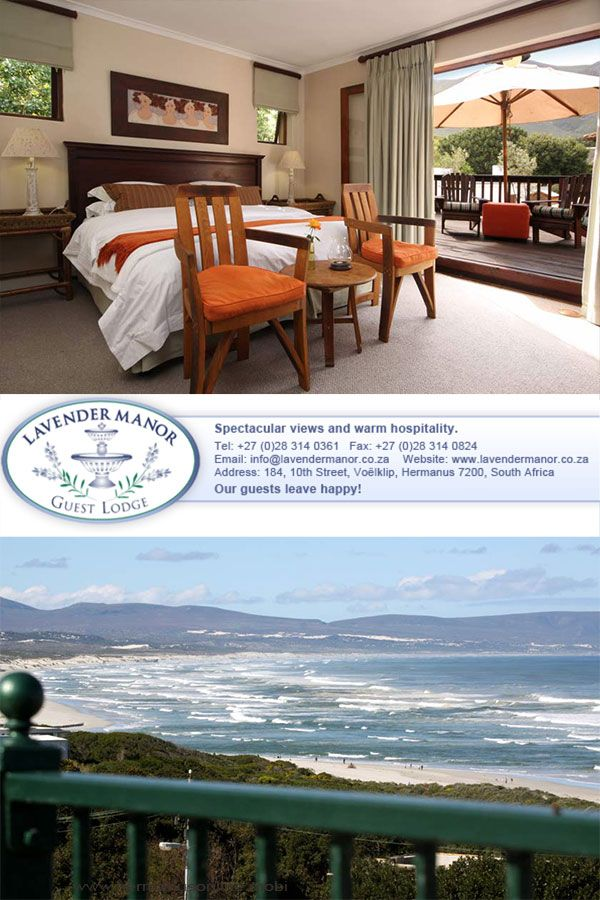 Lavender Manor Guest Lodge in Hermanus