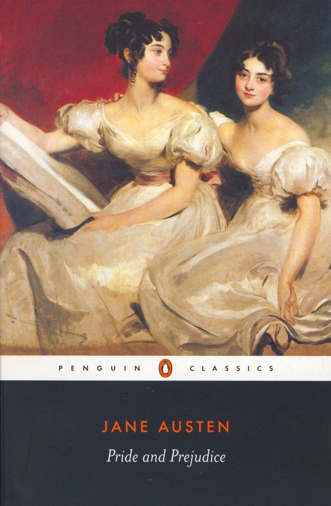Pride and Prejudice is a novel by Jane Austen, first published in 1813. The story follows the main character Elizabeth Bennet as she deals with issues of manners, upbringing, morality, education and marriage in the society of the landed gentry of early 19th-century England. Elizabeth is the second of five daughters of a country gentleman, living near the fictional town of Meryton in Hertfordshire, near London.  Aside from that it's my favorite book of all time!
