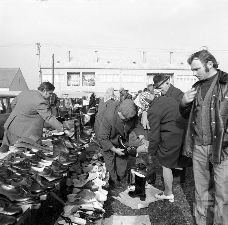 Simon-Júdás országos kirakodóvásár - 1978