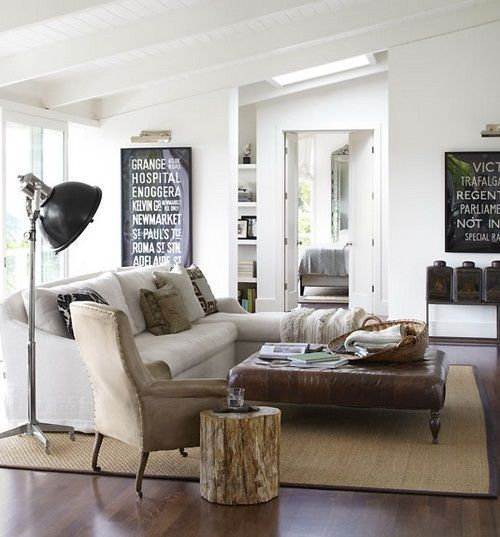 Vintage Industrial Decoration: The living room ideas you have been waiting for