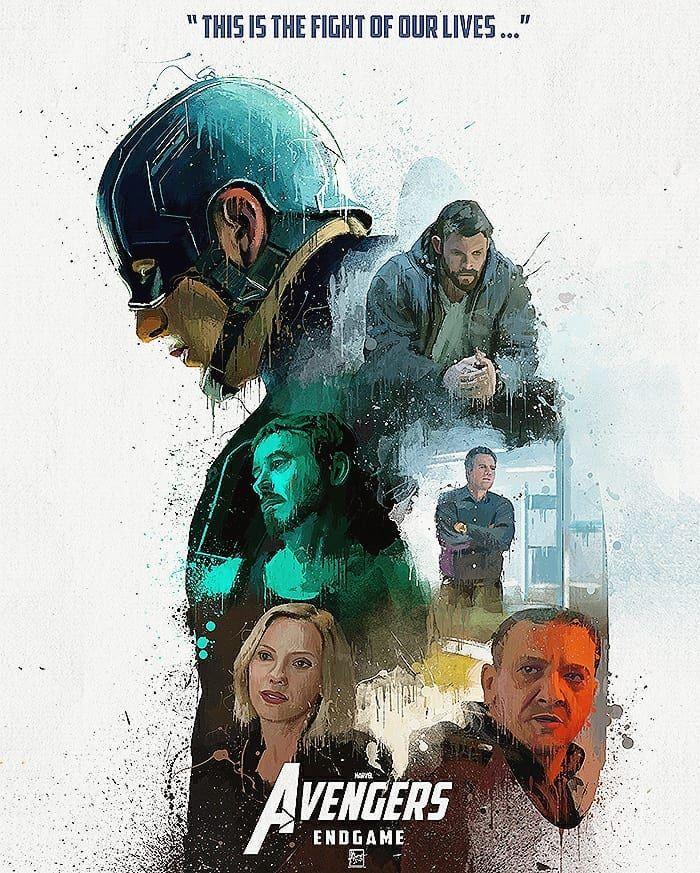 Avengers EndGame Marvel posters, Avengers wallpaper