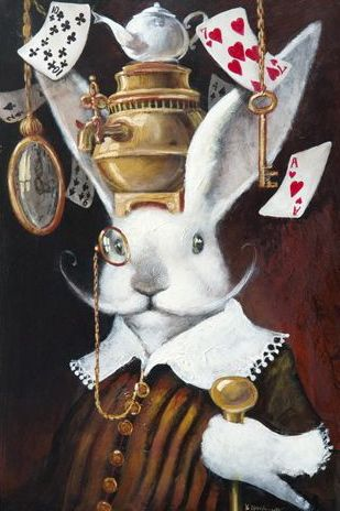 ALICE IN WONDERLAND BY VLADIMIR OVTCHAROV