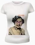 T-Shirt Susanita RD$350 ¡Compra por una causa! Contribuye con el Patronato Nuestra Señora de La Altagracia comprando un t-shirt Susanita.
