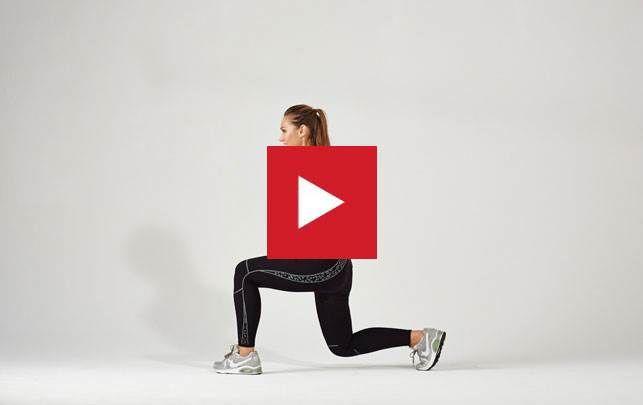 Fitnessekspert Anne Bech viser os, hvordan vi får lækre lår i denne træningsvideo.