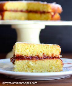 Como hacer torta Maria Luisa