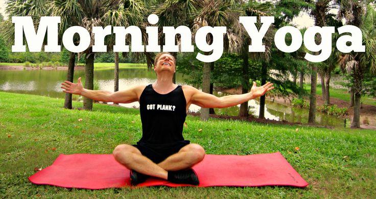 Energizing Morning Yoga - 20 min Flexibility Class