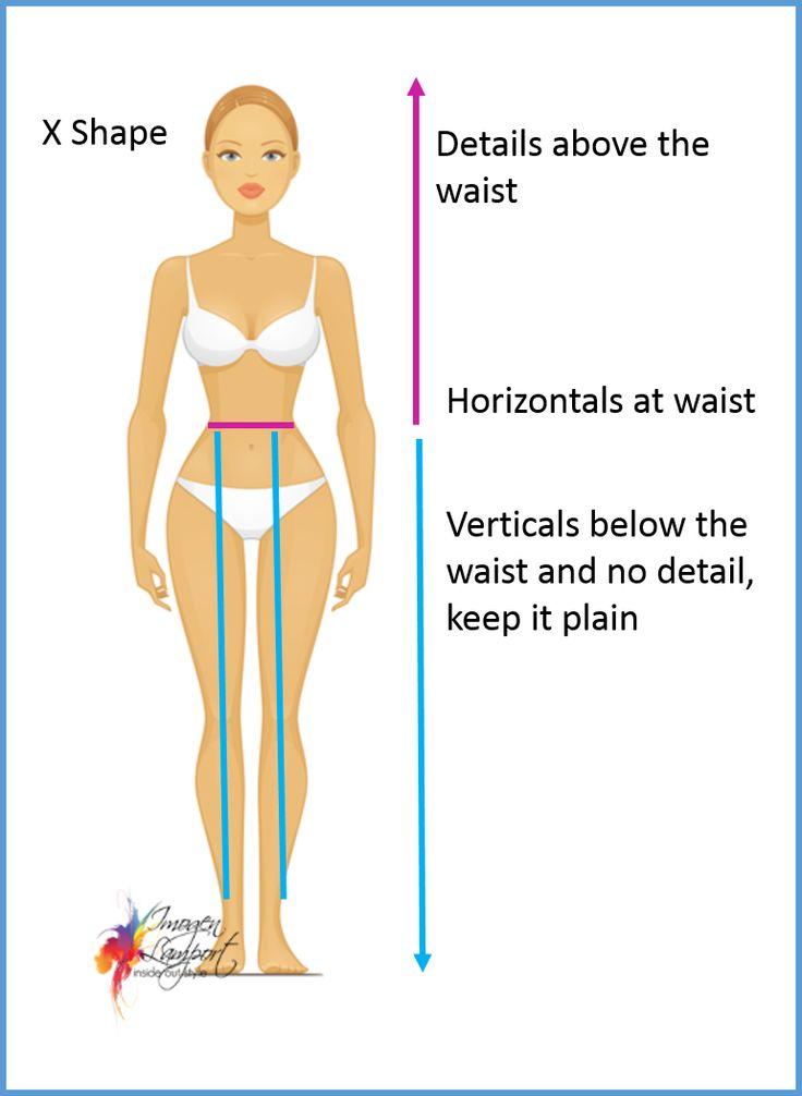 Body Shape Bible: Understanding How to Dress X Shape ...
