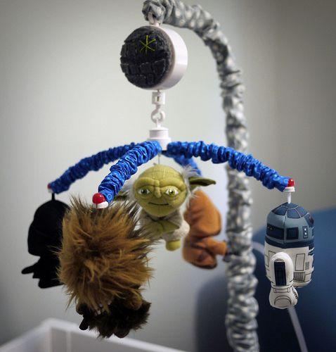 A Mobile Fit For Jedi Star Wars Nurserygeek