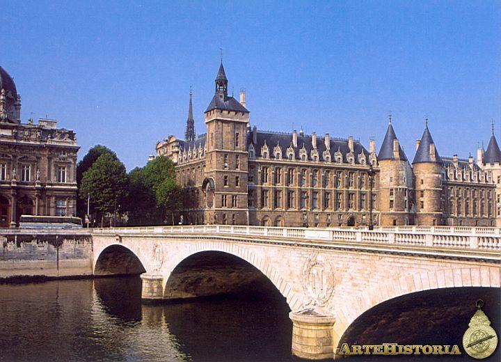Palacio de Justicia, Conciergerie (París)