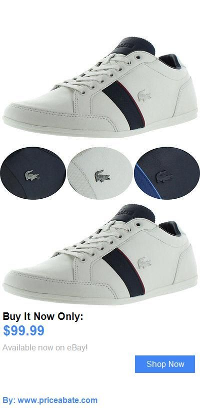 Men Shoes: Lacoste Alisos Mens Casual Fashion Dress Sneakers Shoes BUY IT NOW ONLY: $99.99 #priceabateMenShoes OR #priceabate