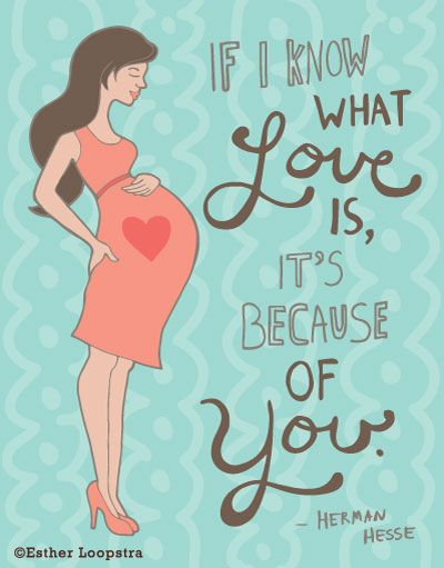 love quotes for pregnant wife