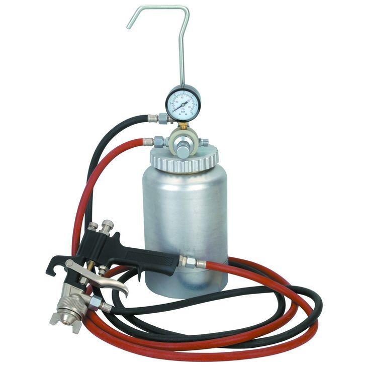 Paint Spray Gun Kit Part - 23: Professional Air Spray Gun Kit