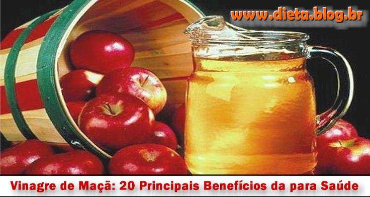 20 Benefícios para a Saúde do Vinagre de MaçãUma maçã por dia mantém o médico longe, e o mesmo acontece com uma dose diária de vinagre de maçã.O vinagre de maçã tem uma característica cor âmbar.Ao longo dos séculos, o vinagre de maçã tem sido usado para muitas finalidades: fazer ...