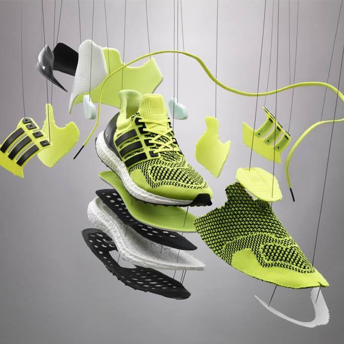 Explora la energía que genera la nuevas #Adidas Ultra Boost.