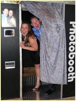 Photo booth for Denver weddings!