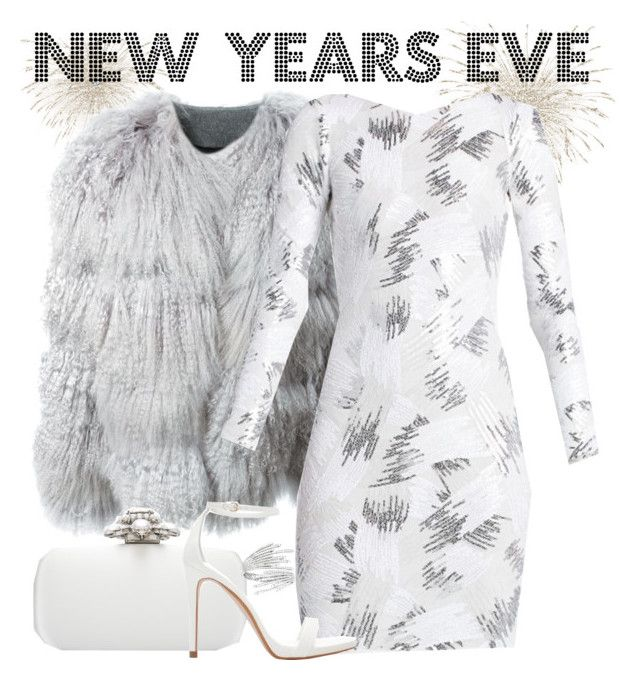 """""""NEW YEARS PARTY"""" by queen-laureen ❤ liked on Polyvore featuring Chloé, BCBGMAXAZRIA, Oscar de la Renta, Zara and Stephen Webster"""