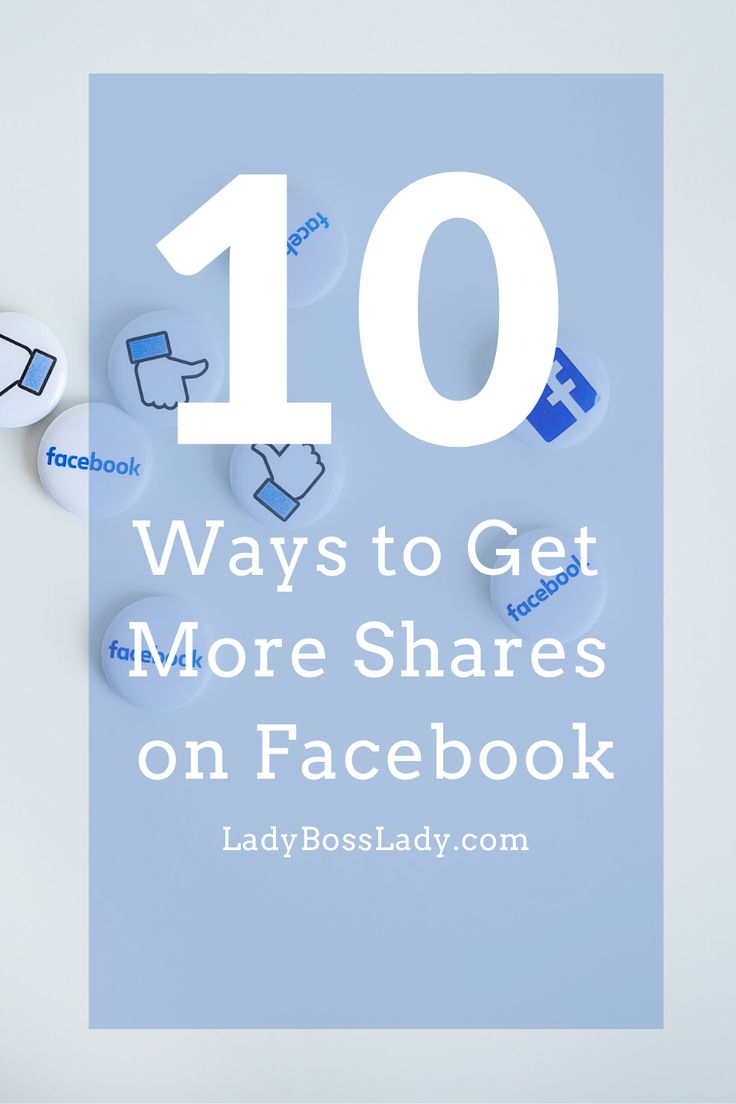 how do you make your facebook post shareable