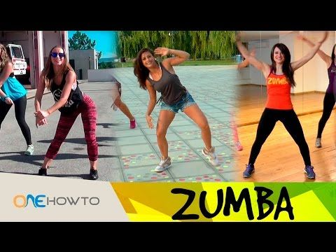Zumba Dance Workout Class - 40 Minutes Zumba Videos For All Level - Watch and Learn - YouTube
