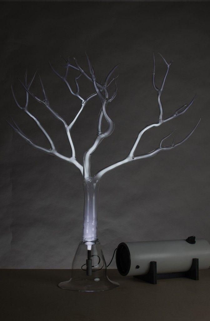 Custom Glass And Plasma Sculptures Nerd Decor Sculptures Custom Glass