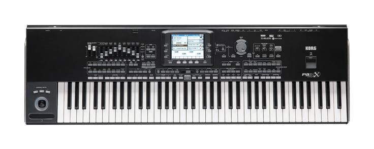 Arranger Keyboard | Professional Arranger | Korg PA3X