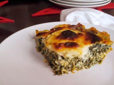 Σουφλέ σπανάκι - Myblissfood.grMyblissfood.gr