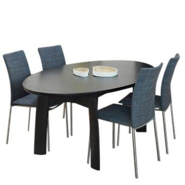 Skovby Ellipse Extending Dining Table SM 71 at SmartFurniture.com