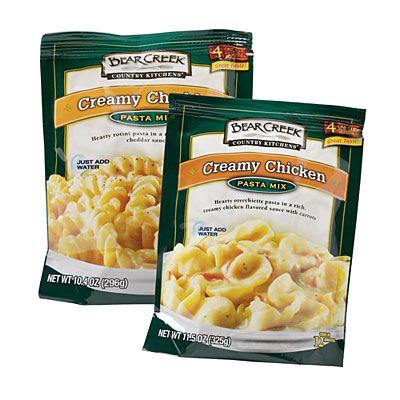 Bear Creek Country Kitchen® Pasta or Rice Mixes at Big Lots.
