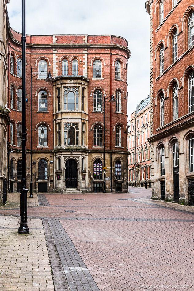 Nottingham Lace Market