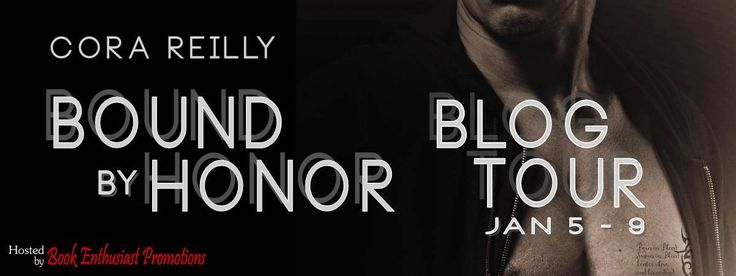 Crazy Four Books : Review ~ Bound by Honor by Cora Reilly