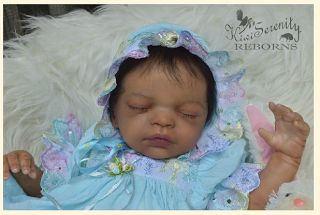 My Khloe Marie by Marita Winters brought to life by Baby Banter member Judy from Kiwi Serenity Reborns