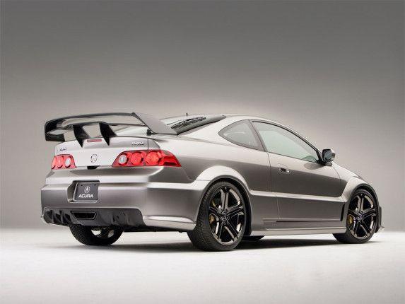 Acura RSX Type S | TopIsMagazine
