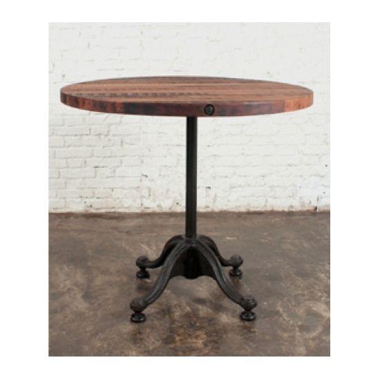 Vavoom Emporium - Bistro Table Round, $970.20 (http://www.vavoom.com.au/bistro-table-round/)