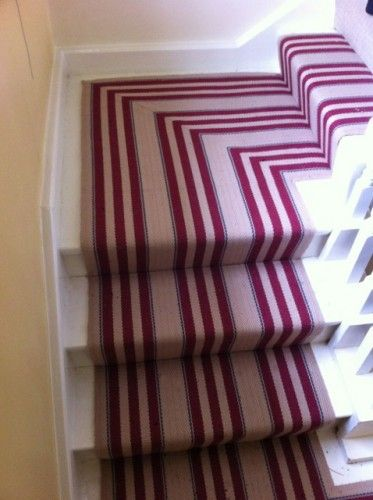 Stair Runners as Art « Studio Four NYC