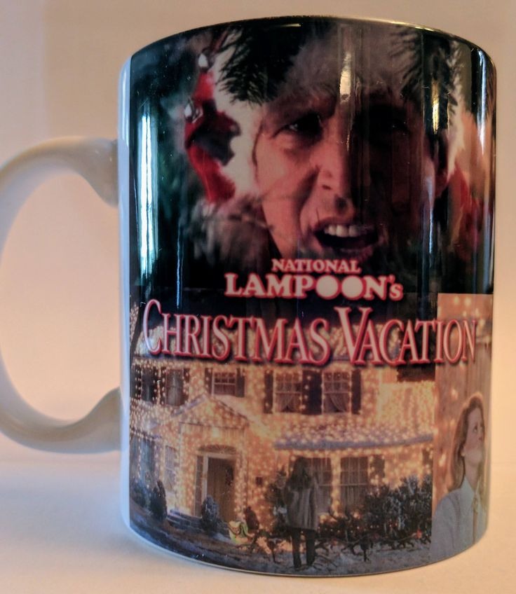 Griswold Christmas mug/NationalLampoon's/Christmas Vacation by SouthernGirlBigCity on Etsy