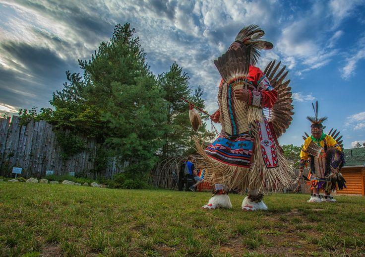 The Great Spirit Circle Trail. An Aboriginal dance experience on Manitoulin Island, Northeastern Ontario #NEOntario