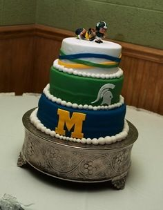 wedding cakes south west michigan 17 best images about true blue weddings on 25504