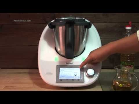 Menú de Navidad - Recetas Thermomix ® TM5 y TM31 - YouTube