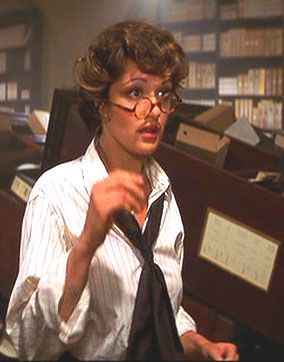 Evelyn: Look, I-I may not be an explorer, or an adventurer, or a treasure-seeker, or a gunfighter, Mr. O'Connell, but I am proud of what I am. Rick: And what is that? Evelyn: I…am a librarian.