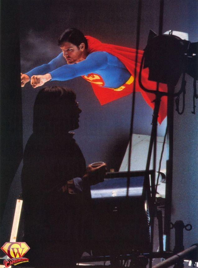 Superman  (1978, dir: Richard Donner, starring Christopher Reeve)