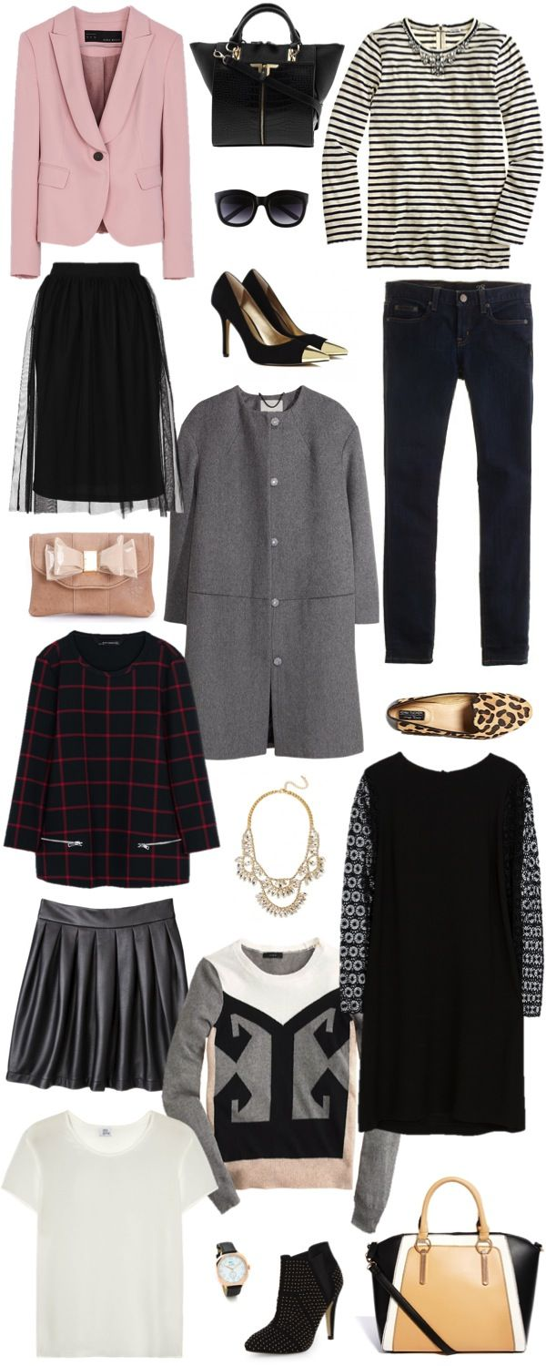 Fall Style Under $100 - Sequins & Stripes