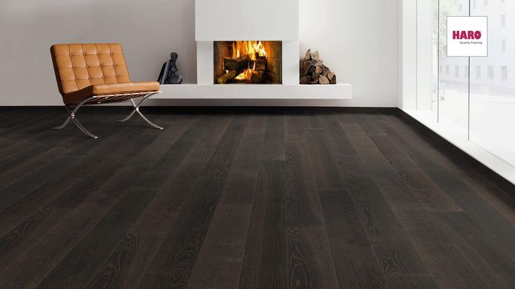 Timber Flooring Plank 1-Strip Thermo Oak Forte: Engineered Timber Flooring, wide assortment of wood floorboards for every requirement and for every taste