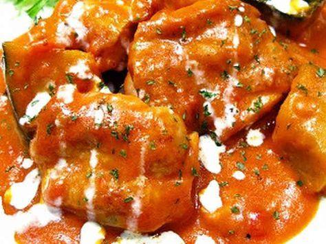 ■簡単!鶏肉とかぼちゃのトマトクリーム煮の画像