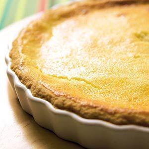 Oma's Amerikaanse cheesecake (heerlijk, maar wel de bodem eerst even blind bakken) Jummie met verse aardbeien!