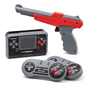 FC Mobile II Portable NES System