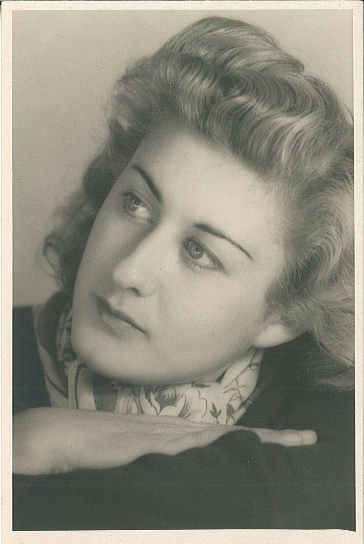 Portrait d'Eva